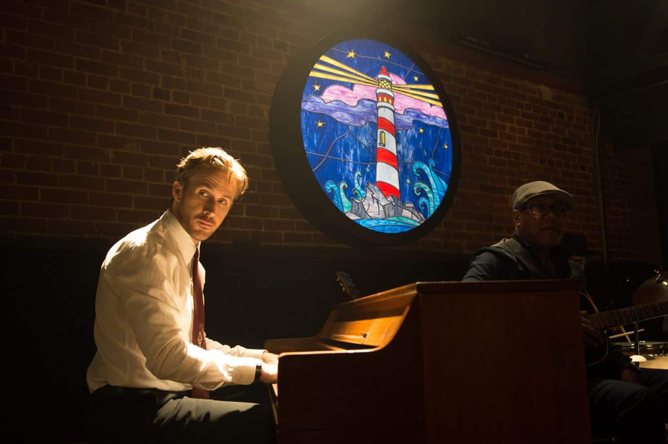 La La Land soundtrack, play the piano like Ryan Gosling