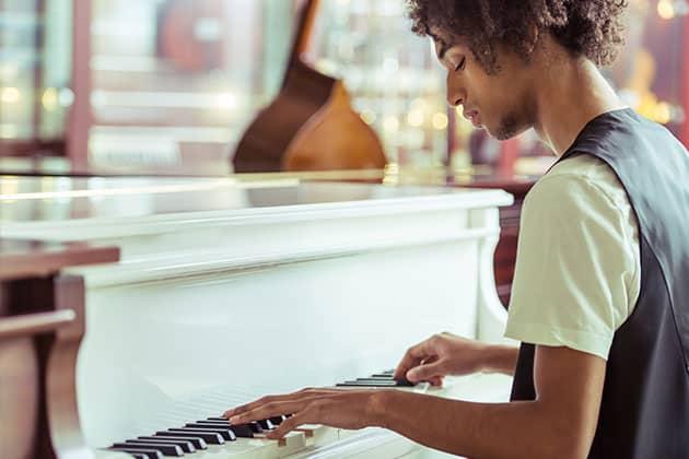 piano chords, akkorde klavier
