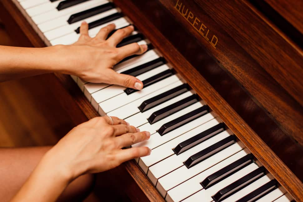 Breaking through the barrier of learning is an integral part of piano mastery.