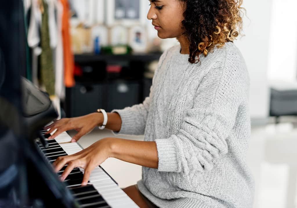 piano invervals, Klavier Intervalle bestimmen und verstehen