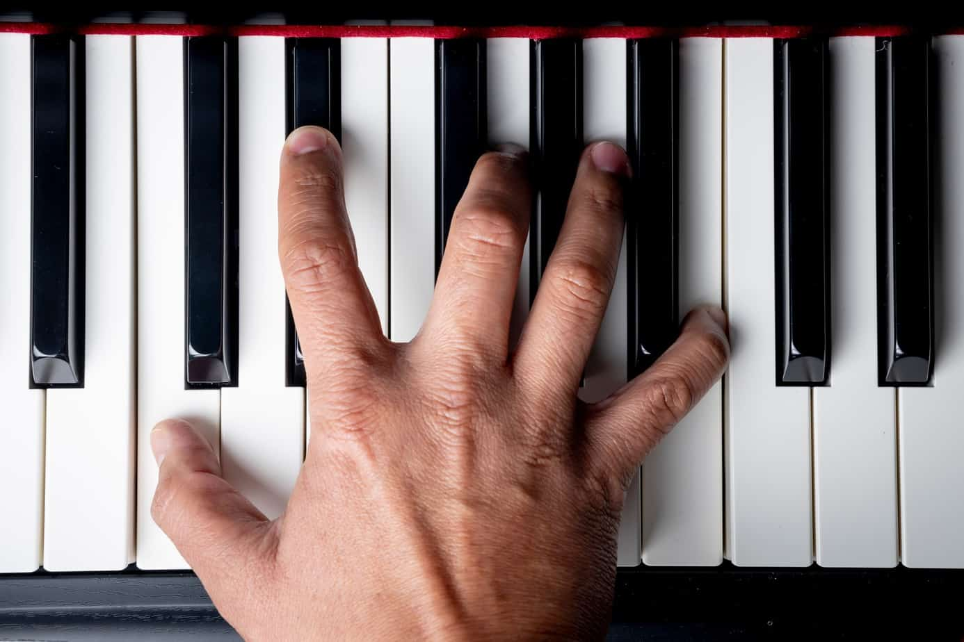 Seventh chords Introduction for piano players