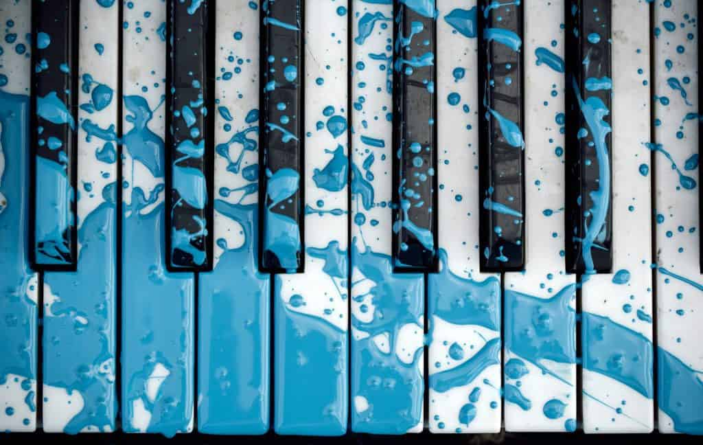 The beginner's guide to the piano blues scale