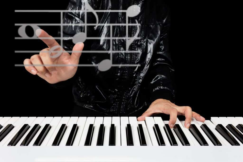 Jazz piano chords for beginners
