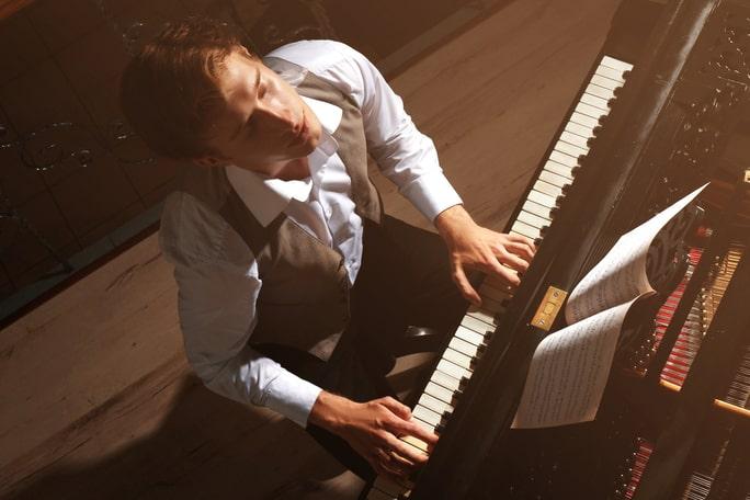 Beautiful piano solos