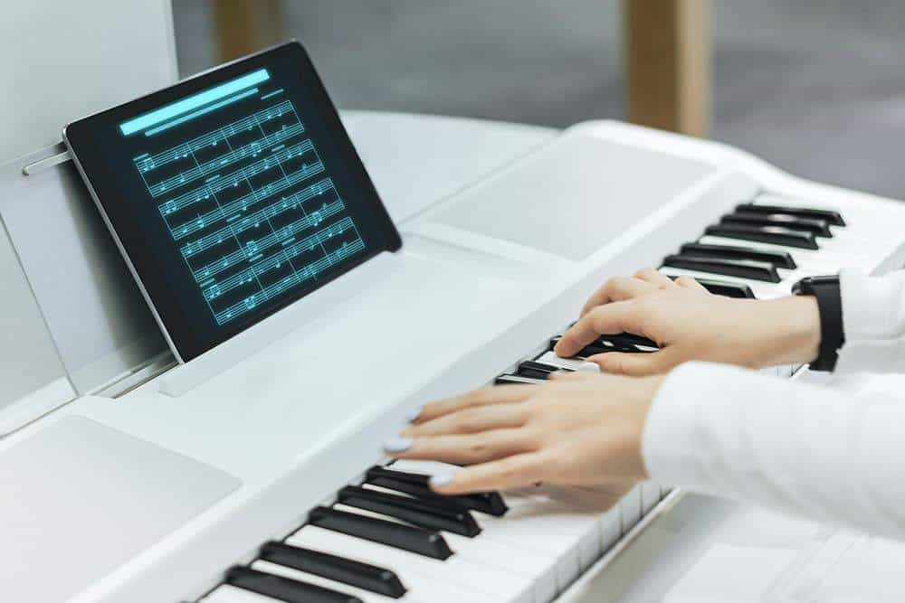 keyboard pianos