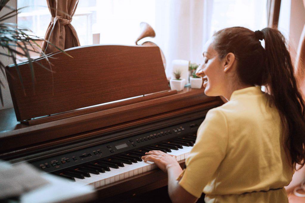 Auditory vs visual piano learning