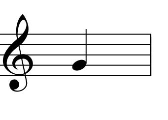 treble clef note names