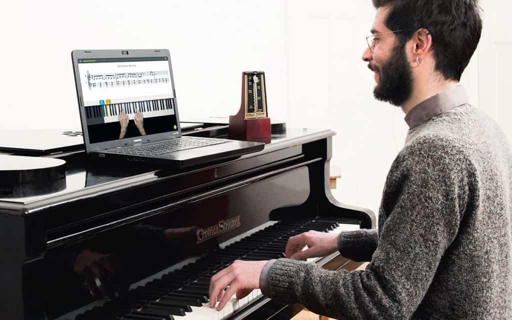 metronom klavier, metronome piano