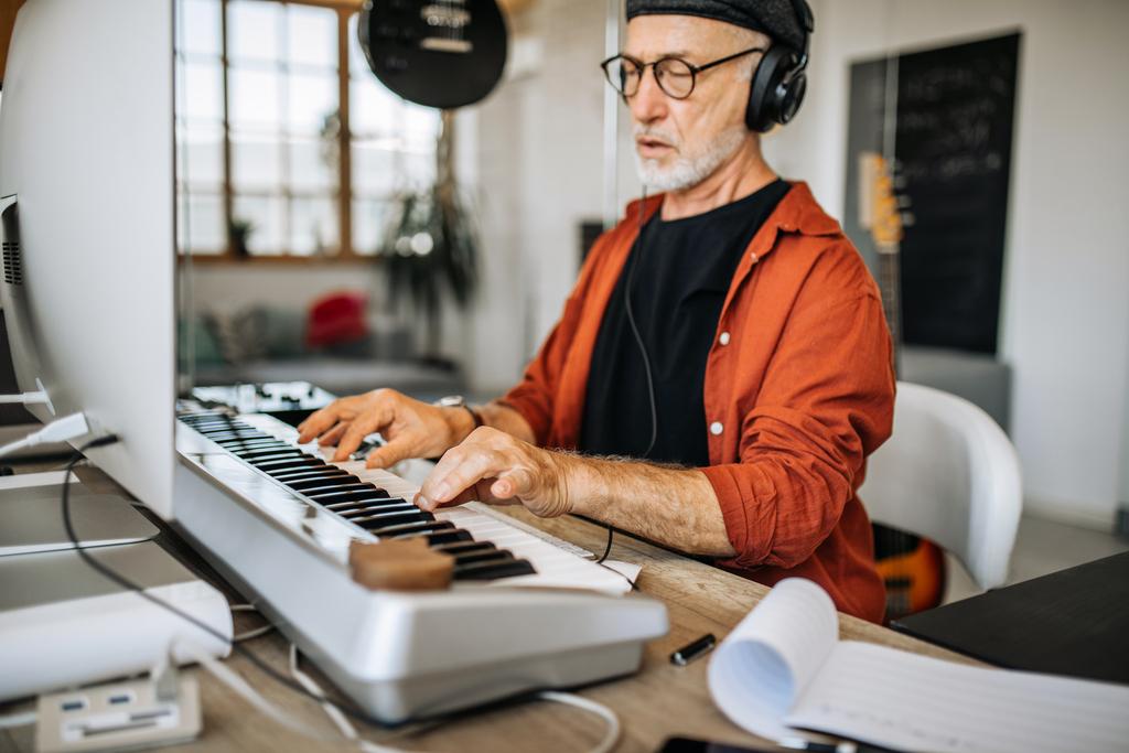 self-taught musicians